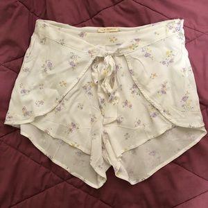 LA Hearts Floral shorts